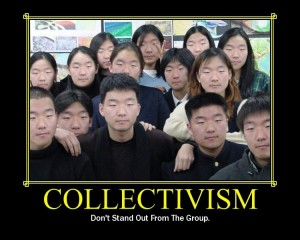 Collectivism Meme from Facebook